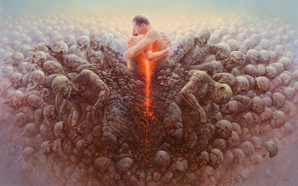 Incredible Fantasy Art by Tomasz Alen Kopera