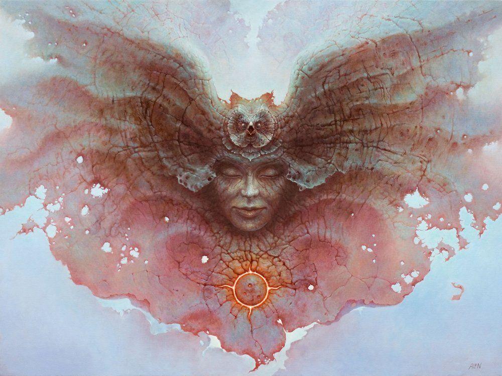 Wonderful Fantasy Paintings