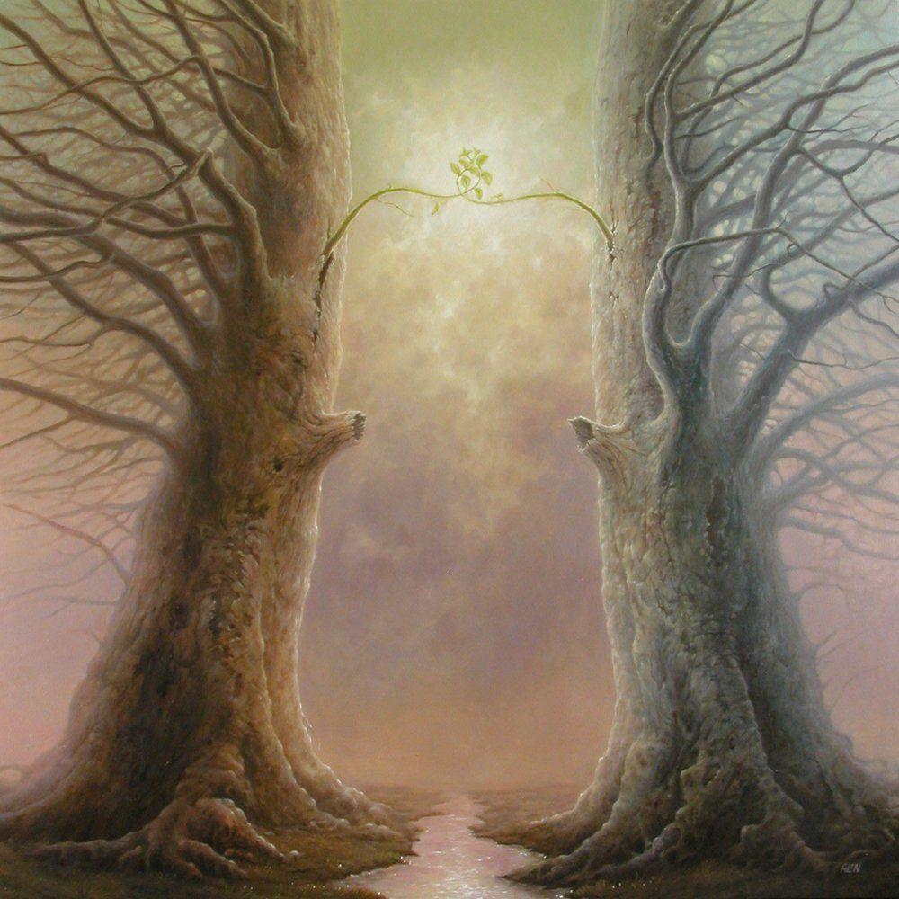 Fantasy Art by Tomasz Alen Kopera