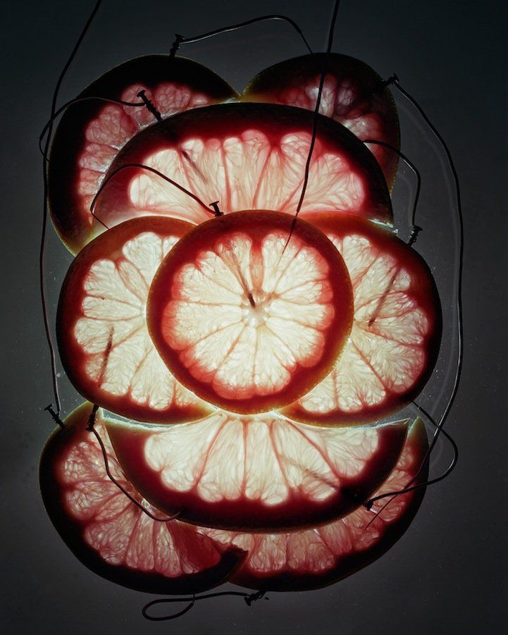 Grapefruit and Pomelo Battery