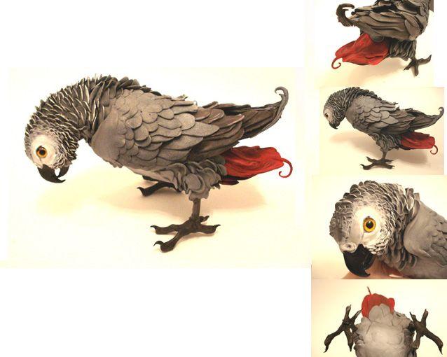 Grey Parrot Commission