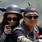 5th Annual Harley Davidson National Rally in China (26 Pictures)