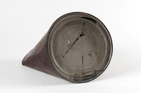 Wet-Plate Τεχνική Collodion Εφαρμοσμένη στην Παλιά Κονσέρβες