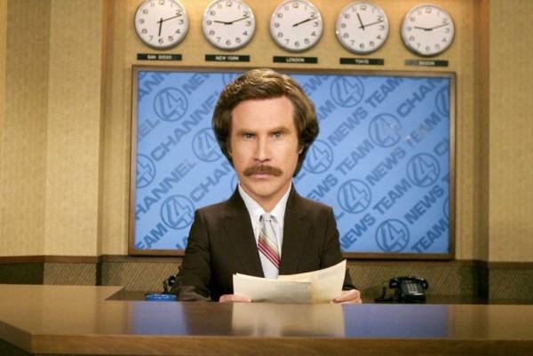 Photoshop Bobblehead- I'm Ron Burgundy