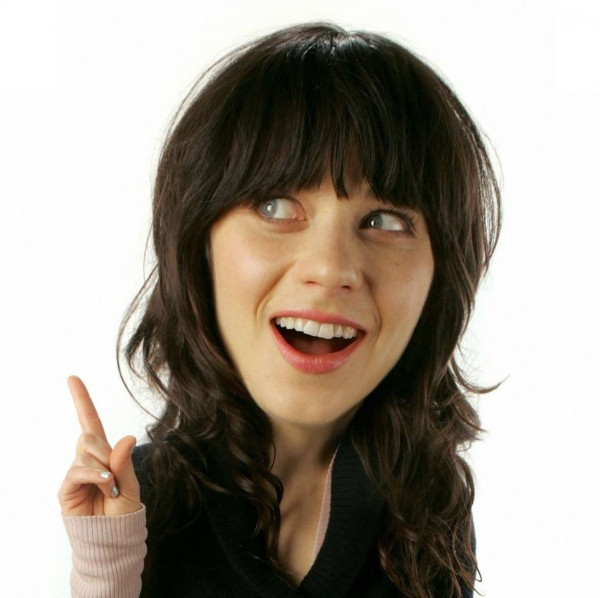 Photoshopped Celebrity Bobblehea: Zooey Deschanel