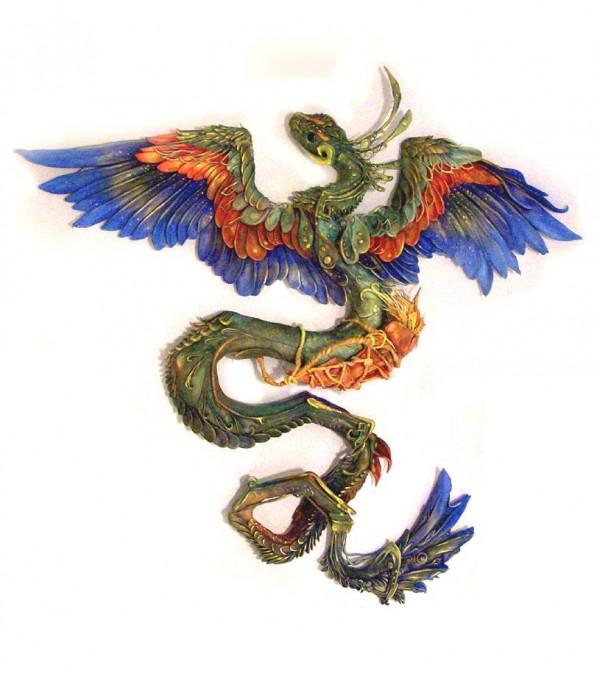 Quetzalcoatl - in progress