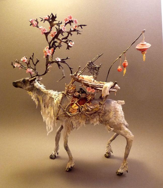 Sakura Caribou