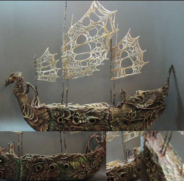 scaley ship