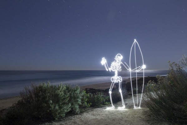 14. San Onofre surf-ghost