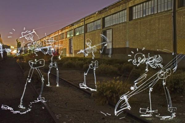 19. chain gang by Darren Pearson