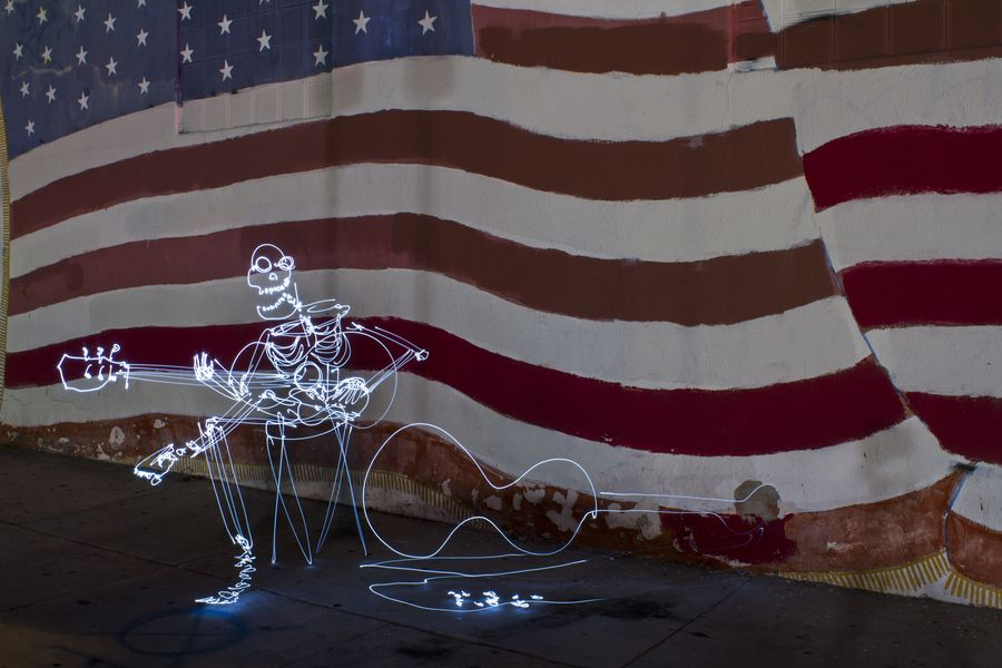 28. american bones by Darren Pearson