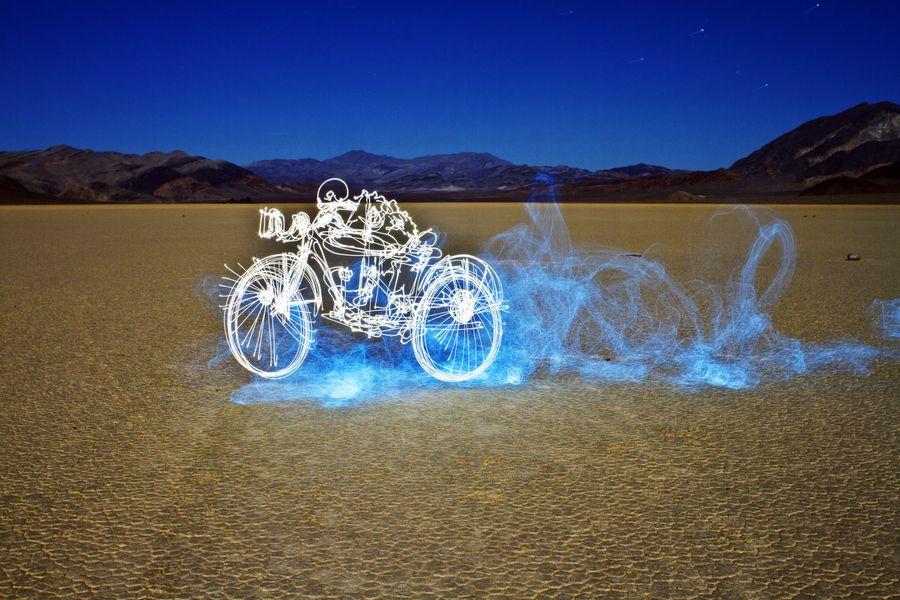 29. mcqueen rides again by Darren Pearson (