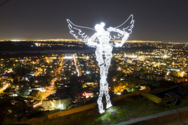 30. tijuana lights by Darren Pearson