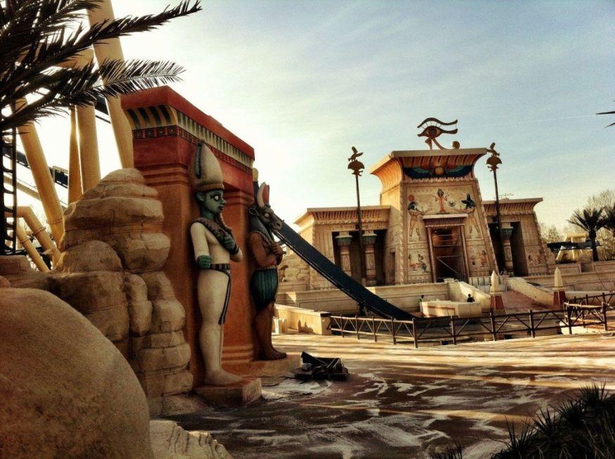 Amusement Park in Pictures