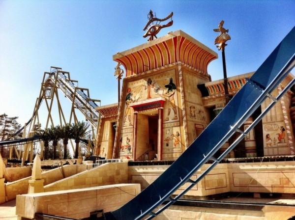 Amusement Park Asterix in Photos