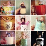 "The Latest Instagram Craze ""Baby Mugging"""