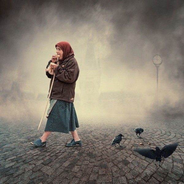 Crumbs by Caras Ionut
