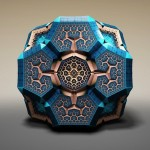 "Spectacular ""Faberge Fractals"" by Tom Beddard"