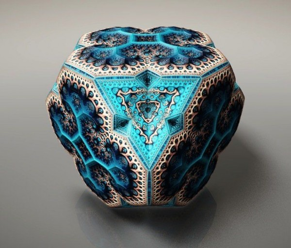 Faberge Fractals Art