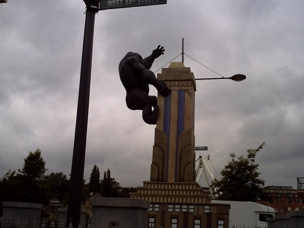 Sculptures in Norwich