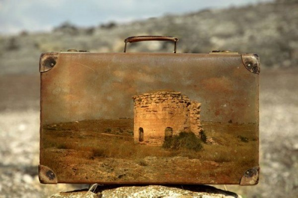 Memory Suitcases