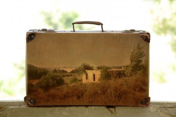 "Outstanding ""Memory Suitcases"" Series by Yuval Yairi"