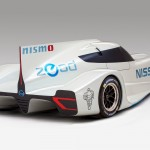 "The World's Fastest Electric Racing Car ""Nissan ZEOD RC"""
