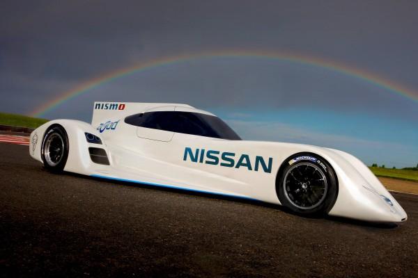 Fastest Electric Car Nissan ZEOD RC