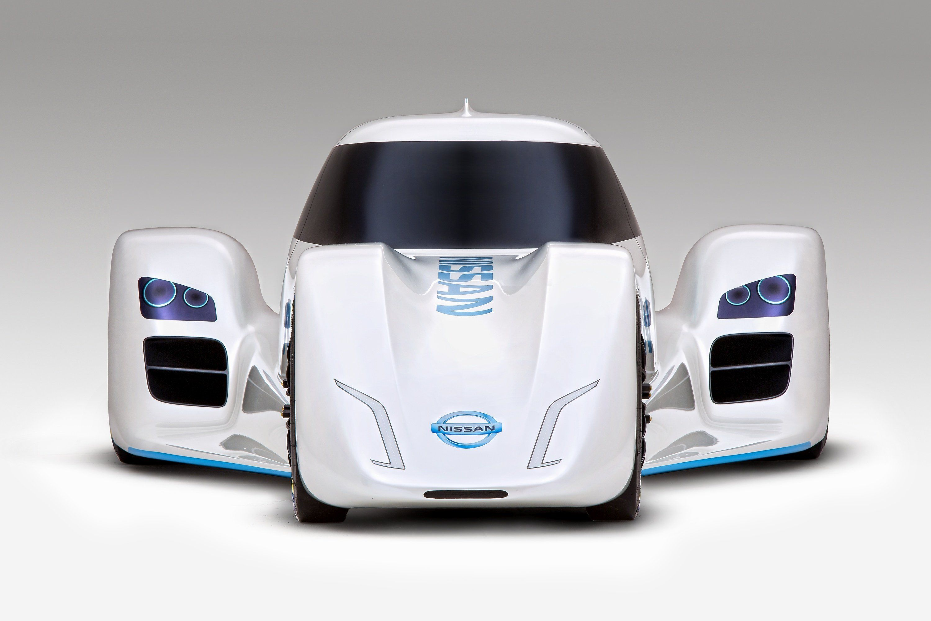 Nissan ZEOD RC Images