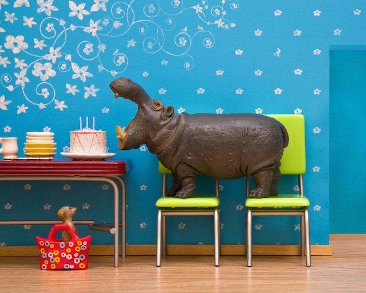 Secret Life Of Plastic Toys by Jeff Friesen