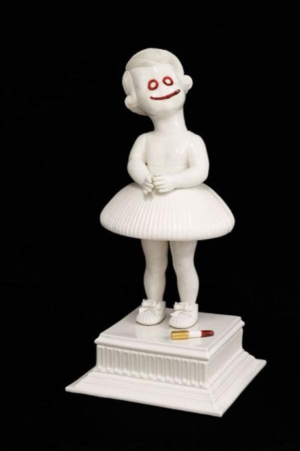 Sculptures by Maria Rubinke