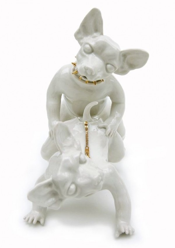 Beautiful Porcelain Figurines