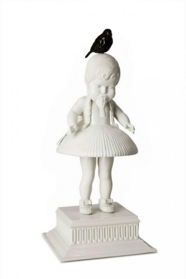 Porcelain Figurines Art