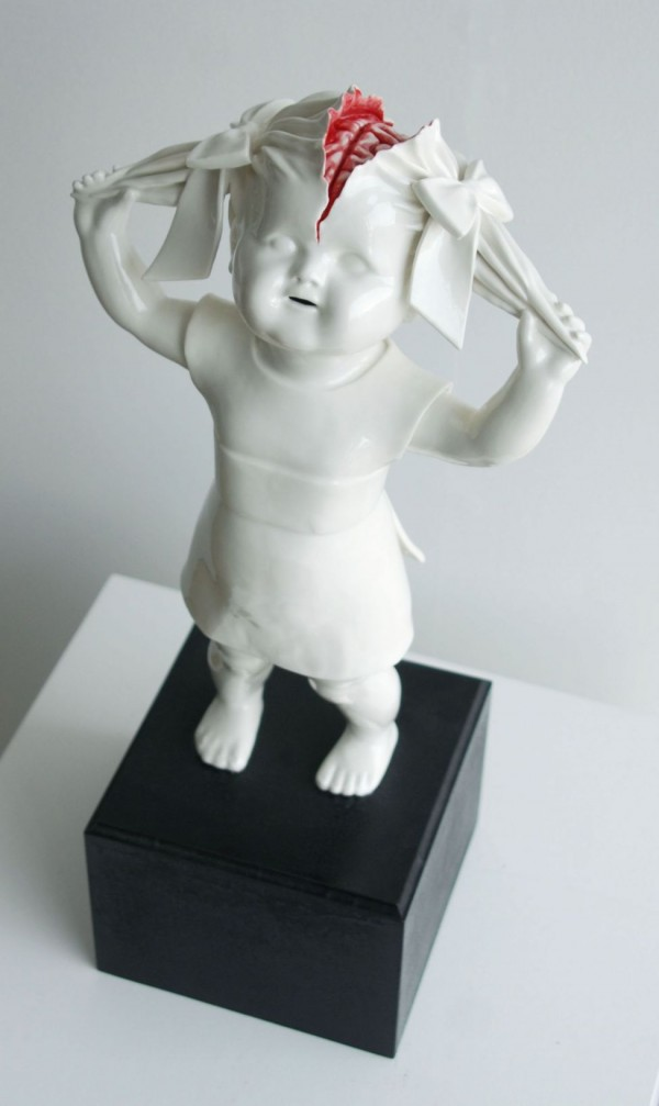 Sculptures by Maria Rubinke