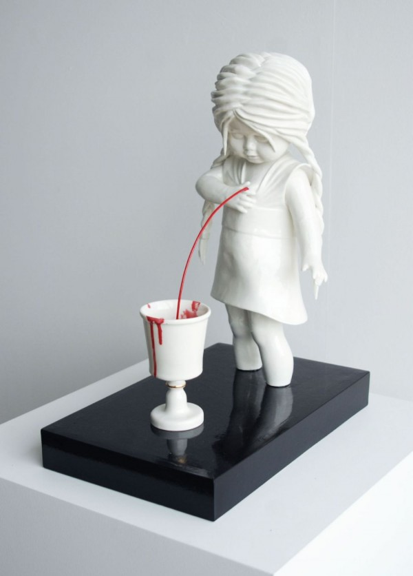 Beautiful Porcelain Figurines