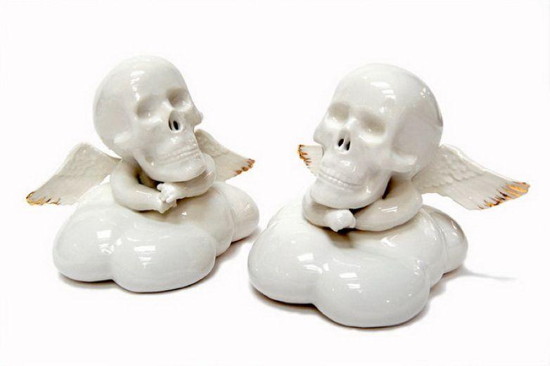 Porcelain Figurines Art
