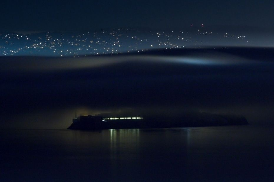 Fog Photography by Terence Chang