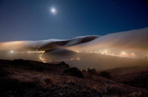 Fog San Francisco Photographs