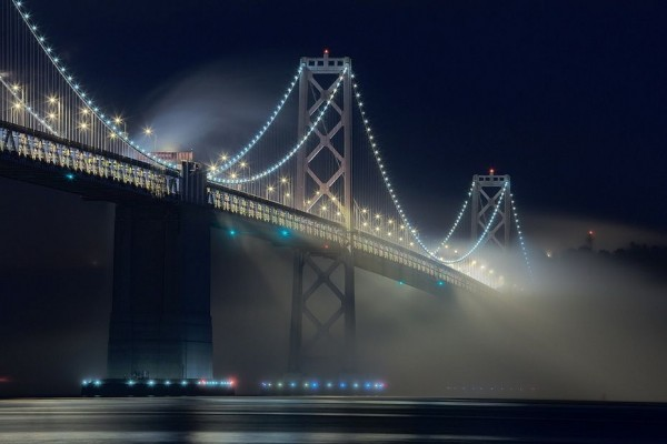 Fog San Francisco Photographs