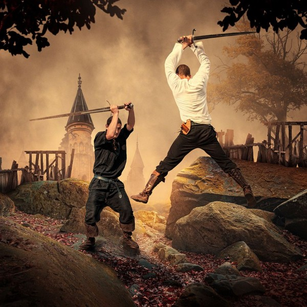 The final fight by Caras Ionut
