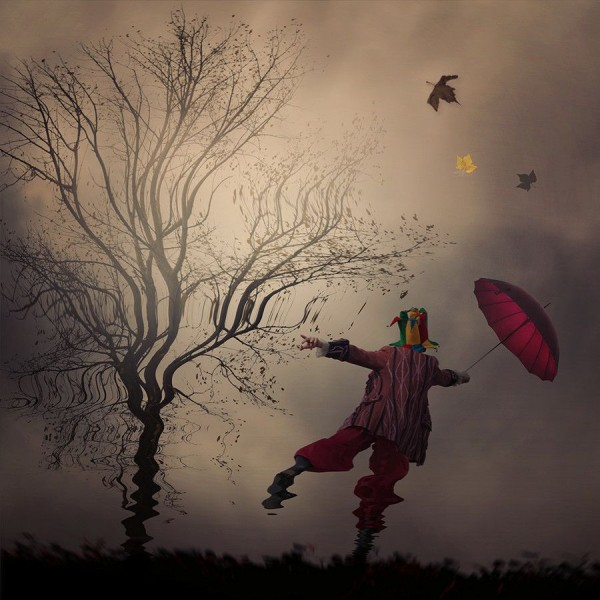 The irreversible dreamer by Caras Ionut