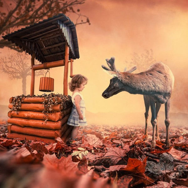 Who are you II by Caras Ionut
