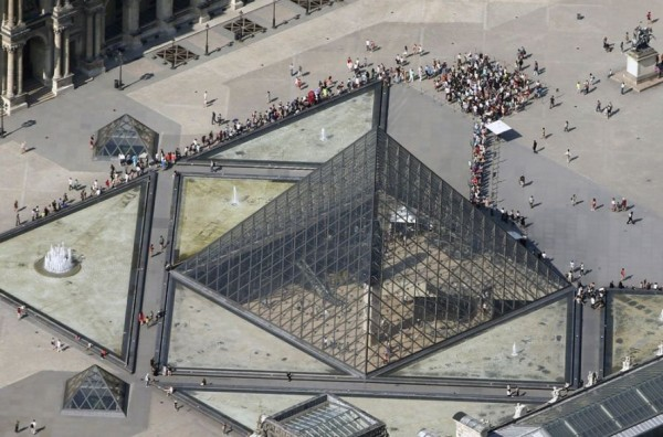 Stunning Aerial Photography of Paris