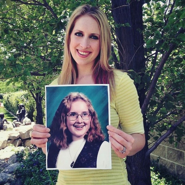 Awkward Years Project by Merilee Allred
