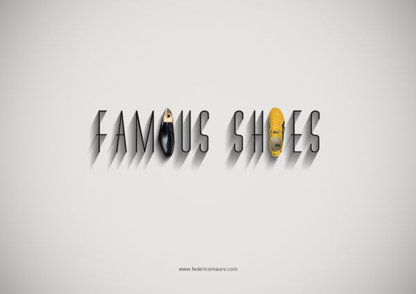 Celebrities Iconic Footwear