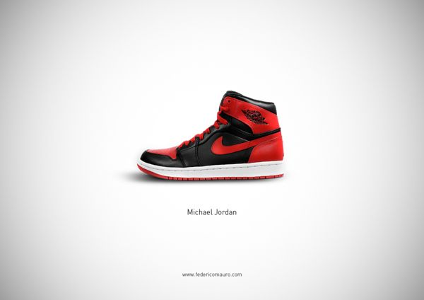 Iconic Footwear Perfectly Symbolize Famous Personalities