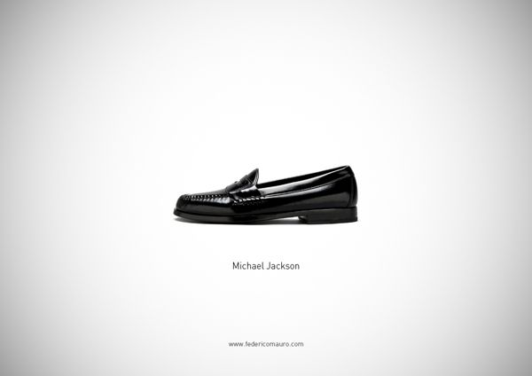 Celebrities Iconic Shoes