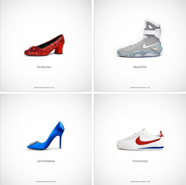 Celebrities and Their Iconic Shoes