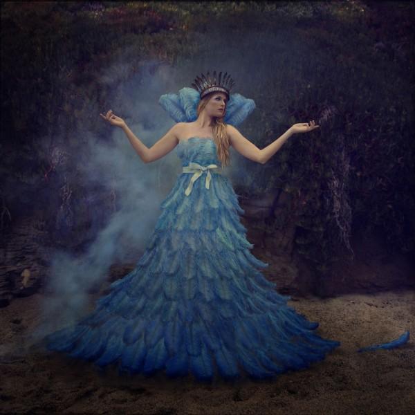 Coronation of the Bluebird Queen