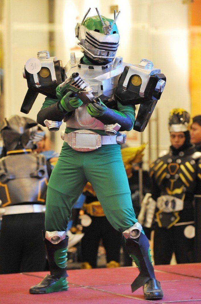 Incredible Cosplay Costumes
